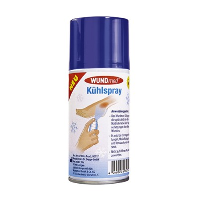 Spray di raffreddamento, 100 ml