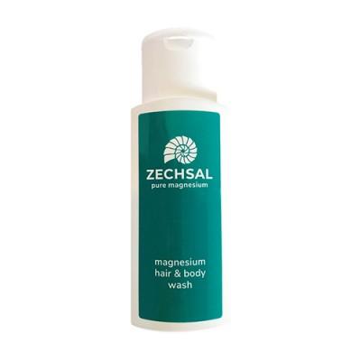 Shampoo al magnesio per capelli e corpo
