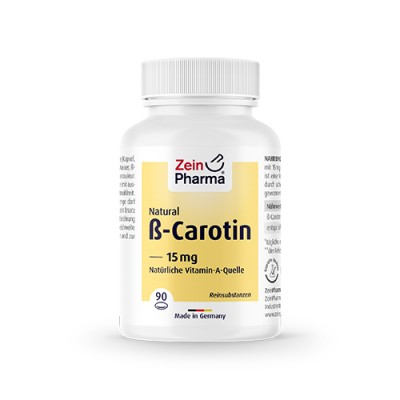 Beta carotene, 90 capsule