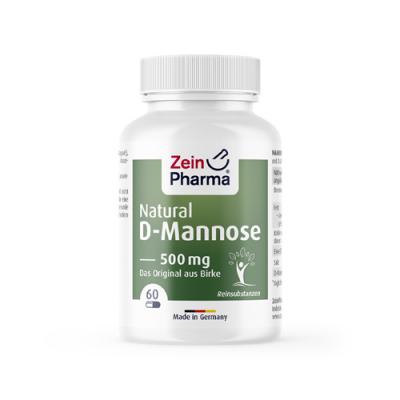D-mannosio 500 mg