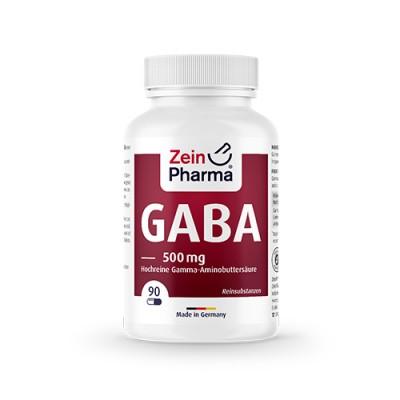 GABA - 500 mg