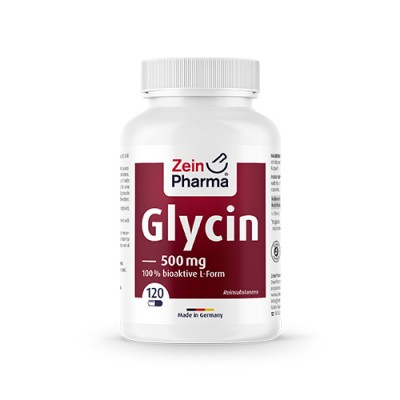 Glicina 500 mg