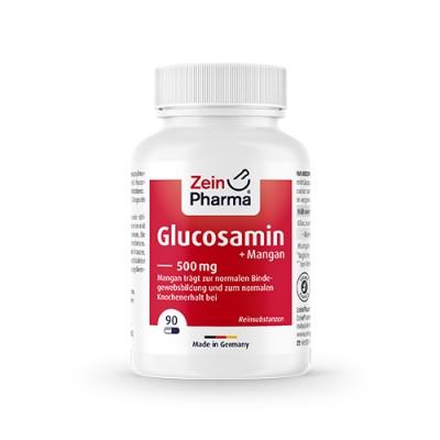Glucosamina + Manganese - 500 mg