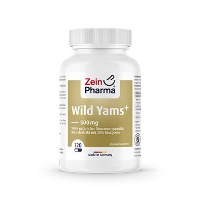 Igname Selvatico con vitamina E e zinco