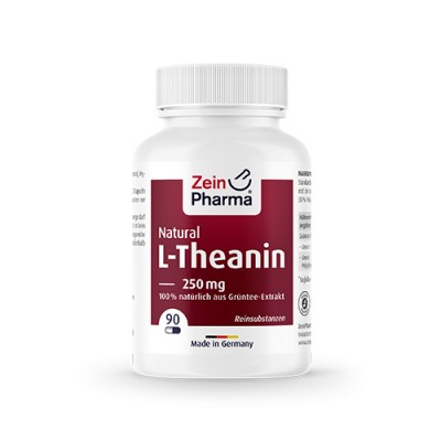 L-teanina 250 mg