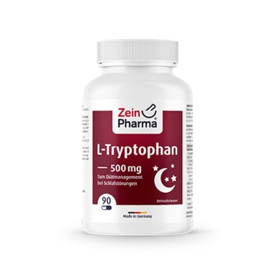 L-Triptofano - 500 mg