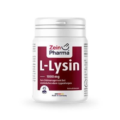 Lisina compresse