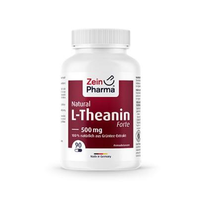 L-teanina FORTE 500 mg