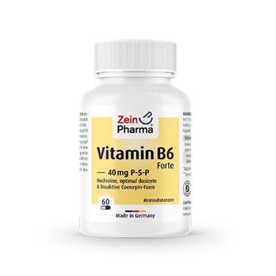 Vitamina B6 Forte
