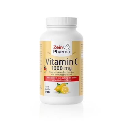 Vitamina C capsule