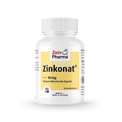 Zinco gluconato, 90 capsule